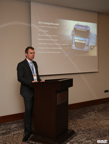 DAF TRUCKS TURKEY NATIONAL DEALER MEETING 02