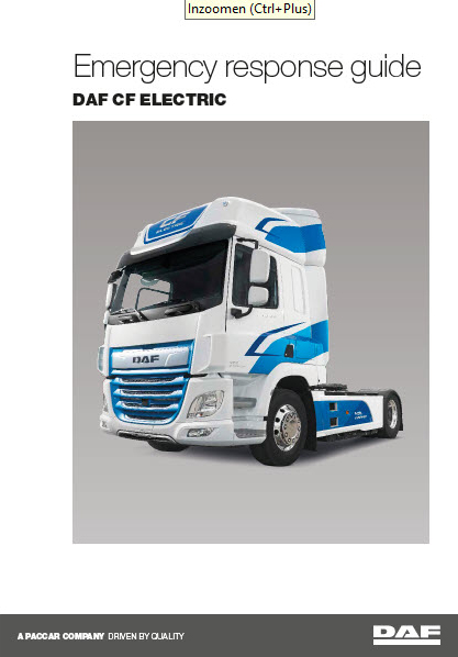 DAF-CF-Electric-emergency-response-guide