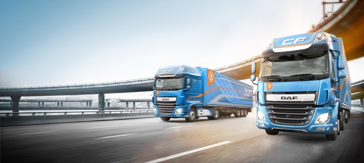 International Truck of The Year 2018 DAF New XF New CF