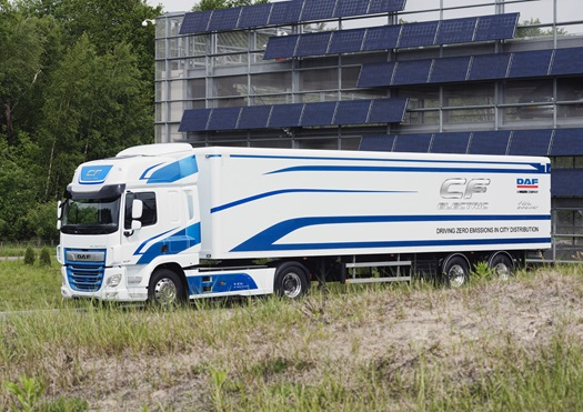 DAF VDL CF Electric