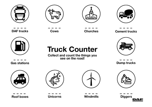 Truck-Counter-English